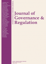 Journal of Governance and Regulation: Volume 6, issue 3 has been published