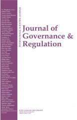 Most cited papers published in the Journal of Governance and Regulation