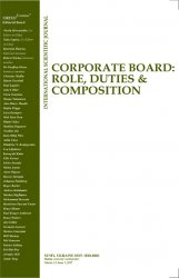 A collection of papers on independent (non-executive) directors
